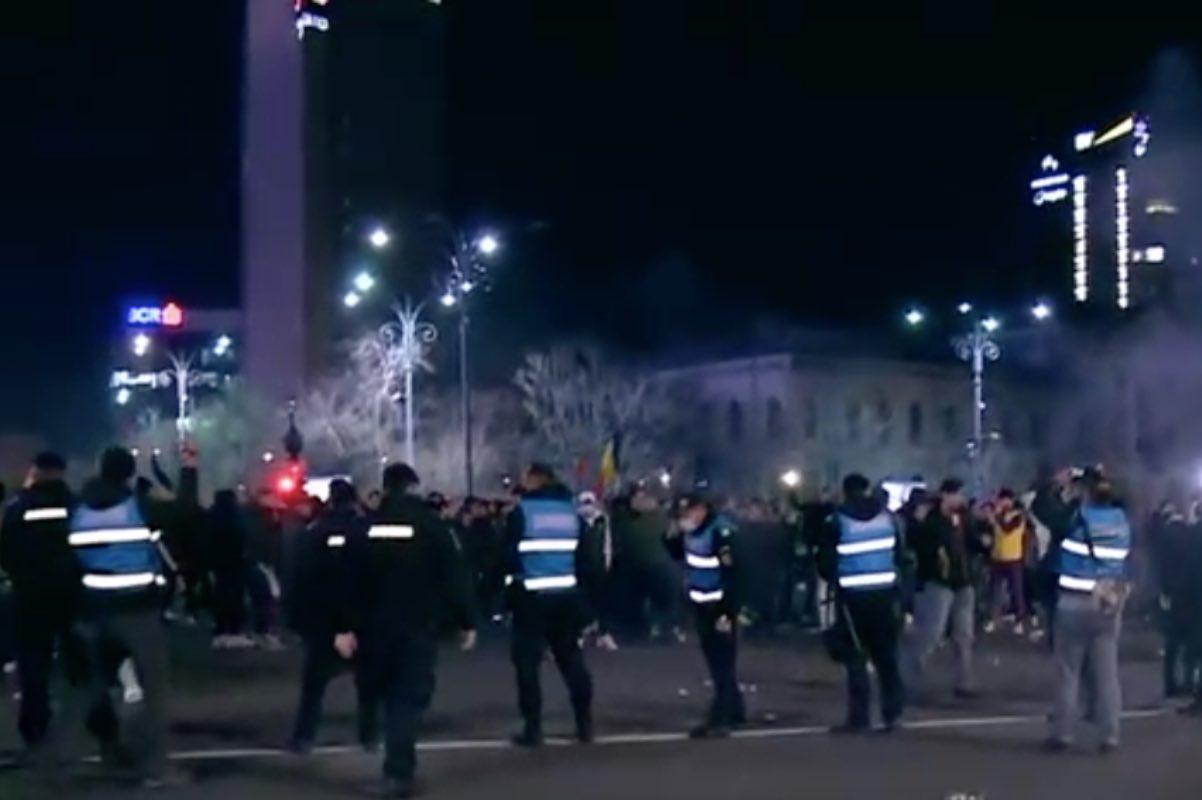 Jandarmeria a dat 644 de sancţiuni contravenţionale, în urma protestelor din 71 de localități