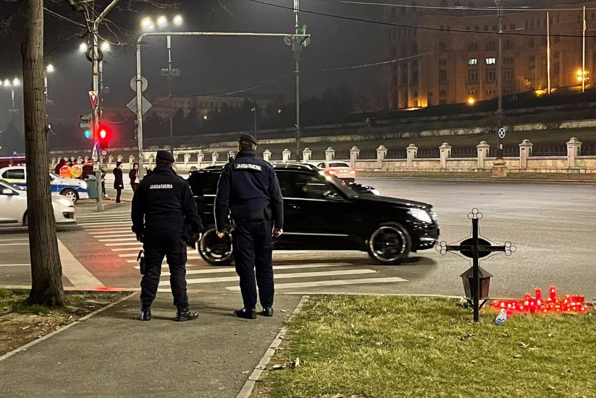 Jandarmeria Română face bilanțul nopții trecute: Au fost proteste în 24 de localităţi, iar, până acum, s-au aplicat 219 amenzi