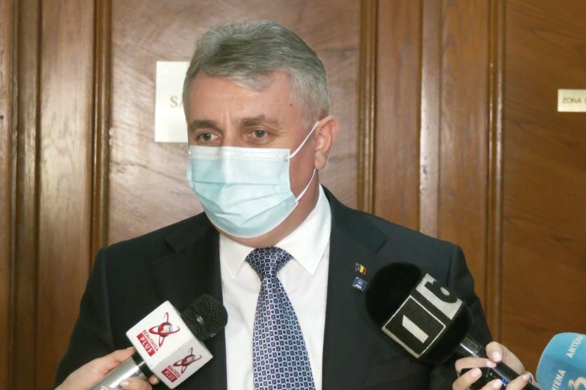"""Bode, despre miniștrii surprinși fără mască: """"Toţi suntem egali în fața legii, toţi trebuie să răspundem în faţa legii şi domnul Voiculescu, şi doamna Turcan"""""""