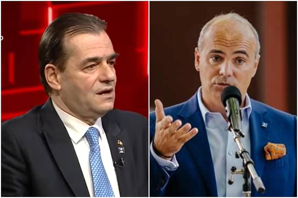 """Ludovic Orban se simte nedreptățit de criticile lui Rareș Bogdan, cu care """"s-a purtat frumos"""""""
