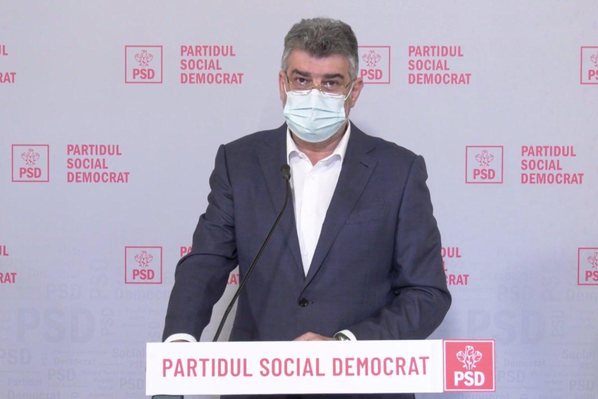 """Ciolacu, acuzații la adresa lui Cîțu: """"Vine cu mâna întinsă la noi să cerşească ajutor"""""""