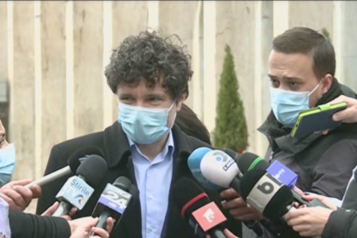 """Nicușor Dan: """"Încercăm, pe cât posibil, să evităm carantinarea Bucureștiului"""""""