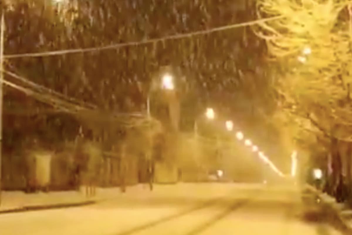 Alertă meteo: Capitala şi 14 judeţe, sub Cod Galben de ninsoare