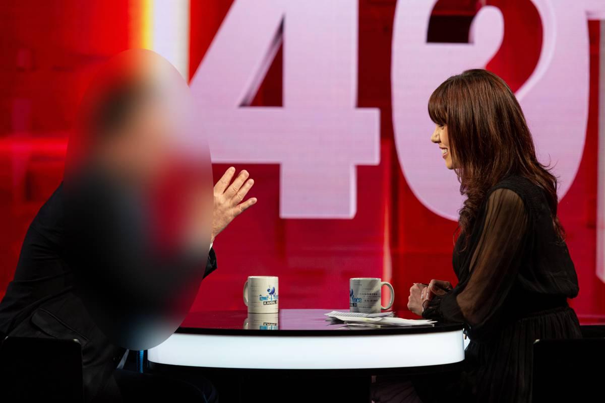 """Un fost premier vine la """"40 de întrebări cu Denise Rifai"""", marțea viitoare"""
