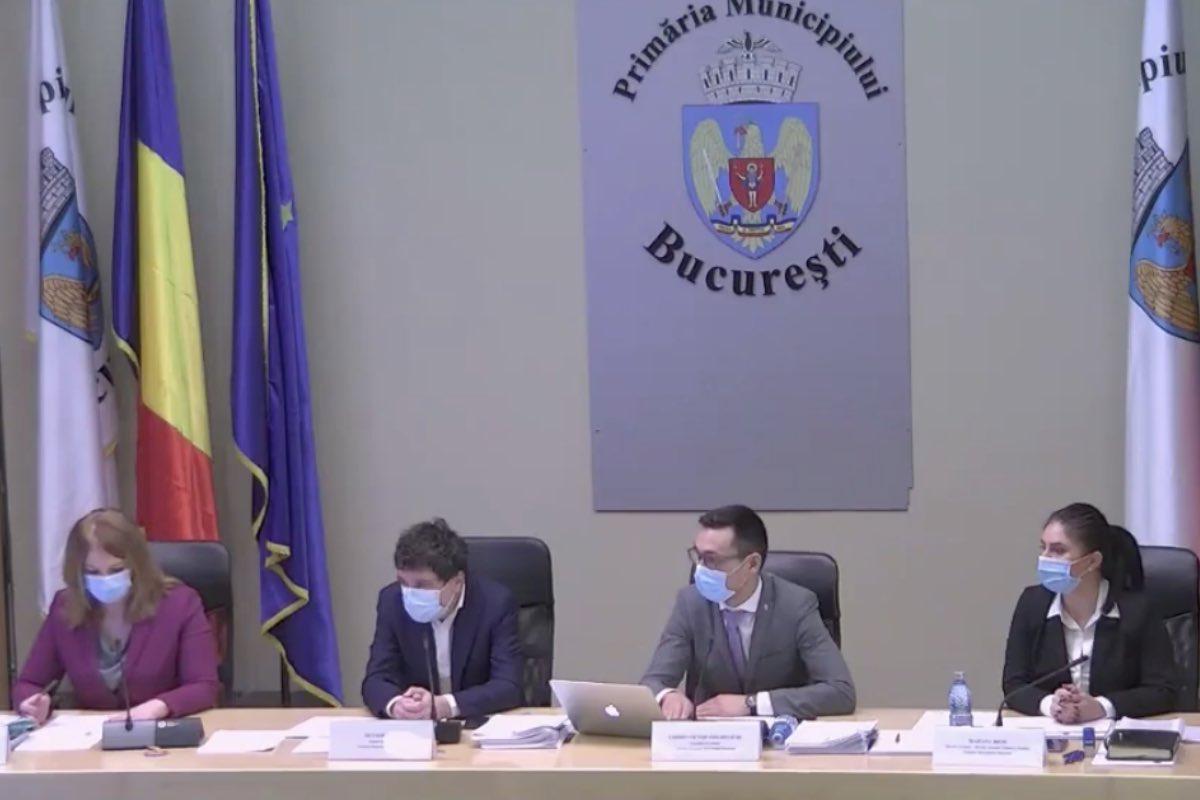 16 companii municipale se desființează! Consilierii generali USR-PLUS au depus un proiect pentru lichidarea acestora
