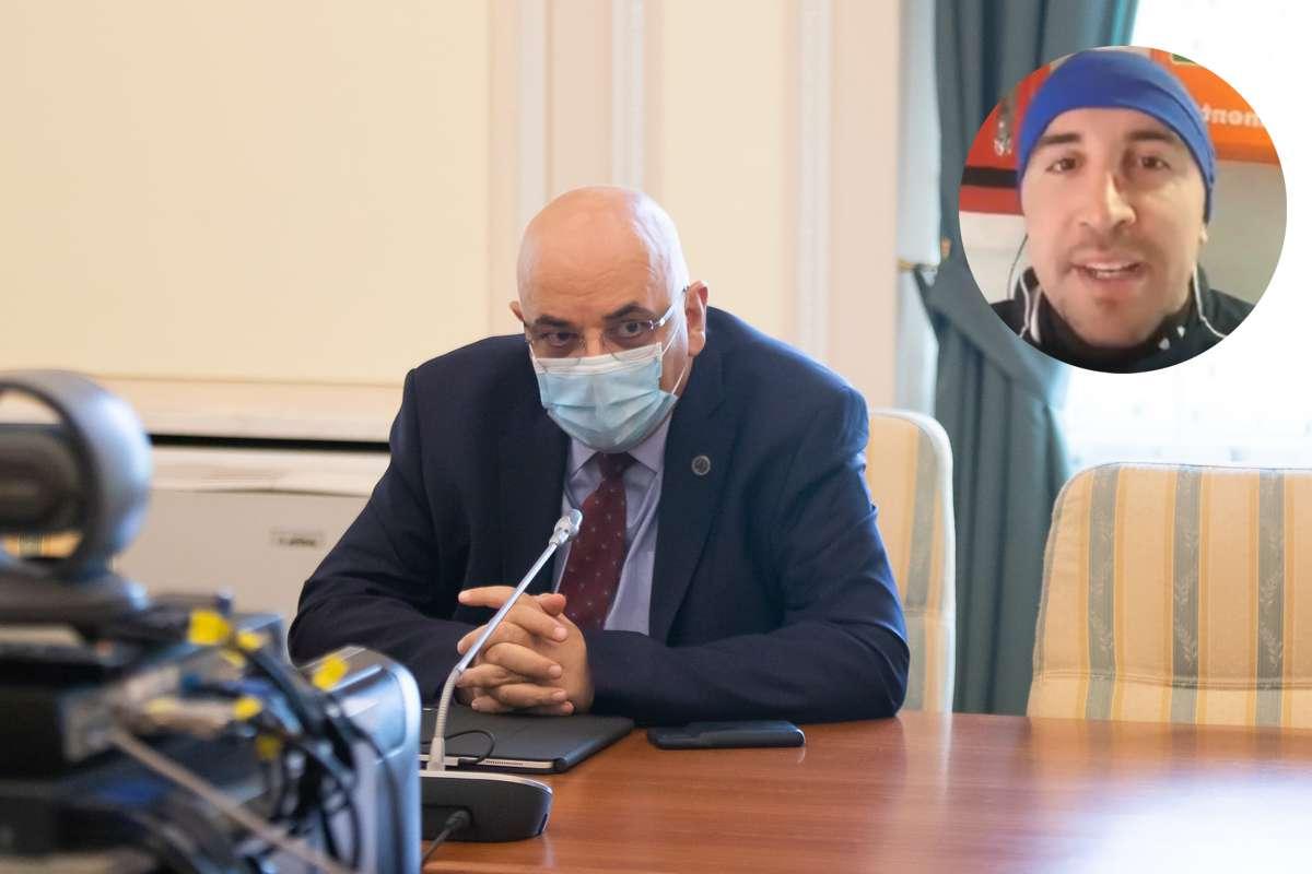 Un bărbat din Timişoara a fost internat într-un spital de psihiatrie, după ce l-a ameninţat cu moartea pe Raed Arafat