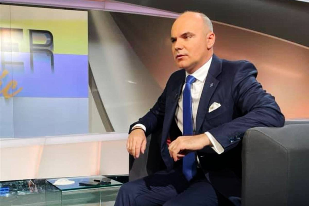 Rareş Bogdan, despre schimbare liderului PNL: Boc, Bolojan... poate rămâne Orban