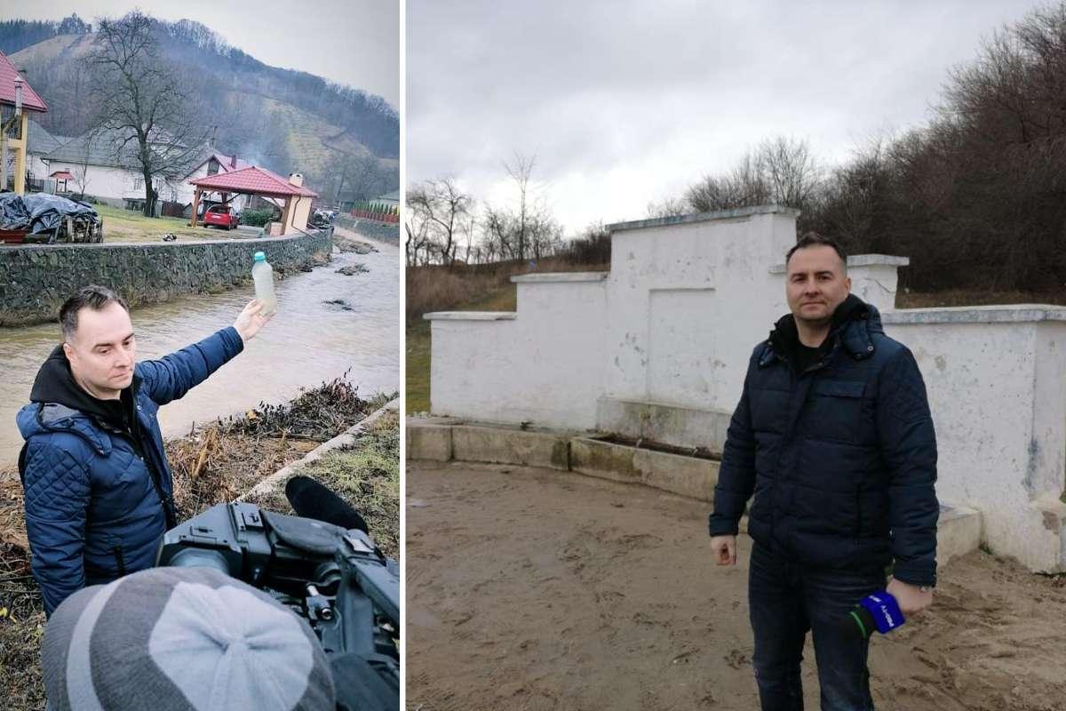 """Apa potabilă a ajuns un lux în România! """"Apa trece, mizeria rămâne"""", anchetă la România, te iubesc!"""