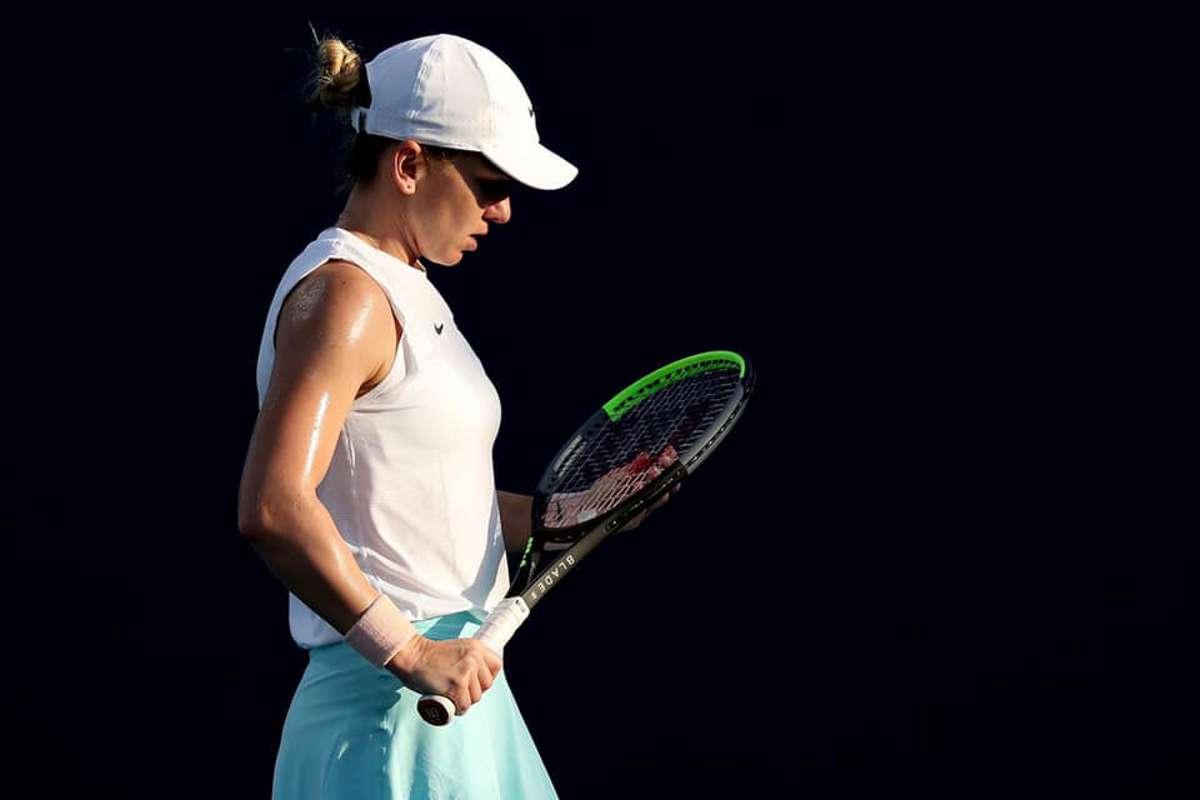 Simona Halep se retrage de la turneul de la Miami