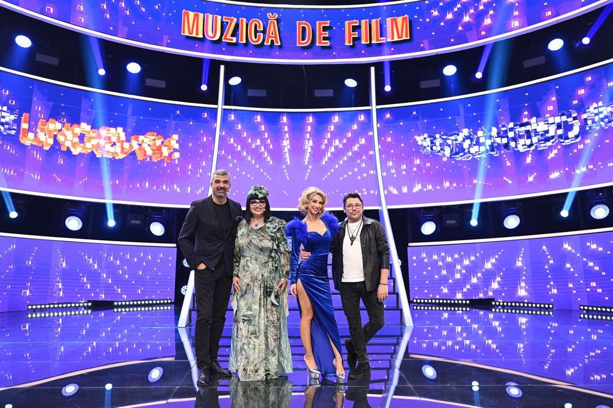Te cunosc de undeva! cu Motanul Dănilă, Dana şi Mihai din Liceenii sau Sophia Loren. Sâmbăta asta este din nou show