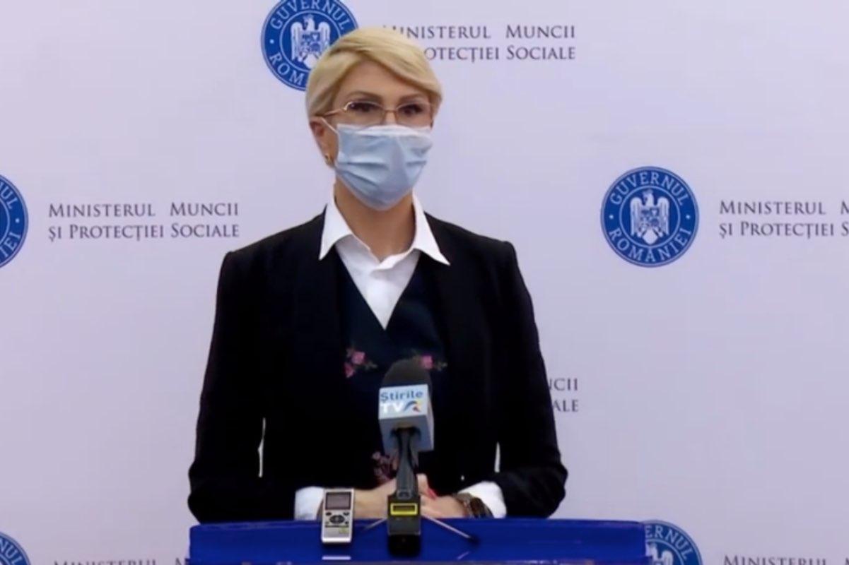 """Turcan face apel la angajații din domeniile afectate de pandemie să nu accepte muncă """"la negru"""""""