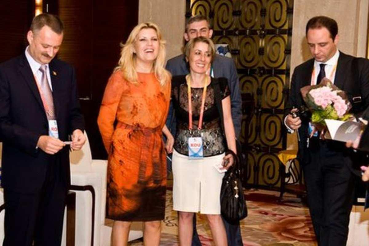 Fosta consilieră a Elenei Udrea, Luminiţa Doina Kohalmi Szabo. foto: facebook