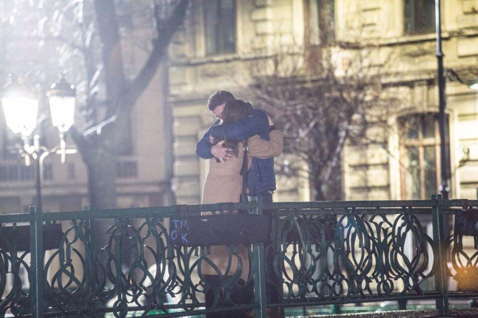 """""""Vrei să fii soția mea?"""", întrebarea de final a ultimului episod din sezonul 2 al serialului """"Profu"""""""