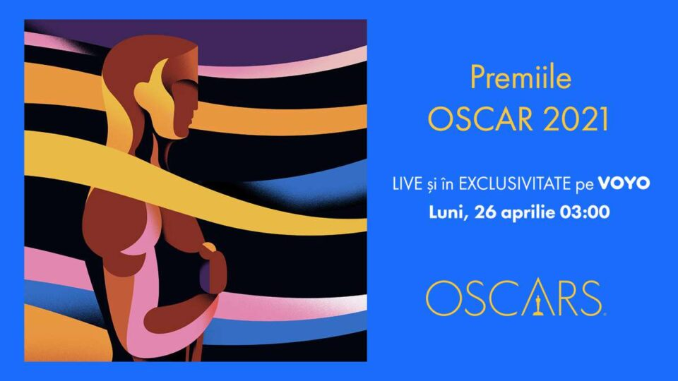 Decernarea Premiilor Oscar, în premieră, LIVE pe VOYO!