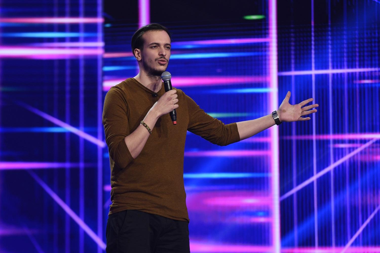 """Vlad Bieltz, în finala iUmor! Cheloo: """"Respect! Ai toată admirația mea"""""""