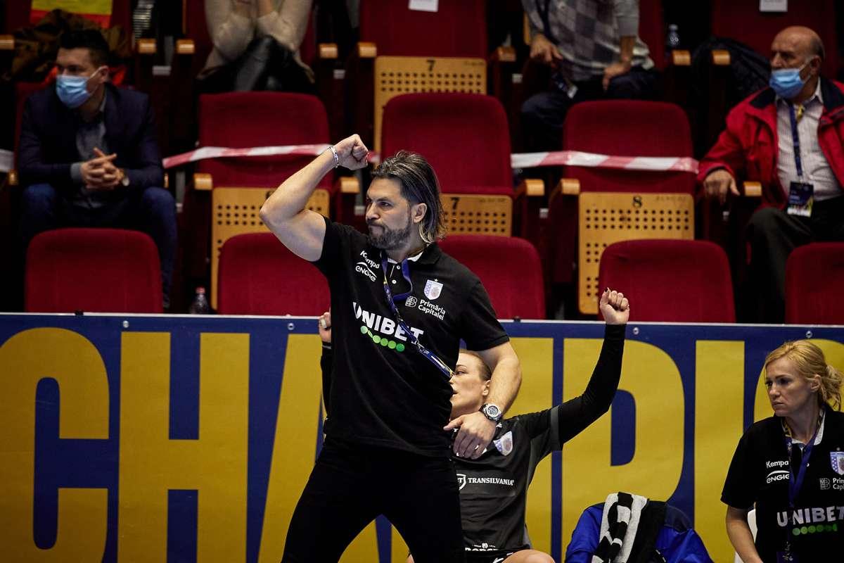 Adi Vasile este extrem de optimist înainte de returul cu ȚSKA