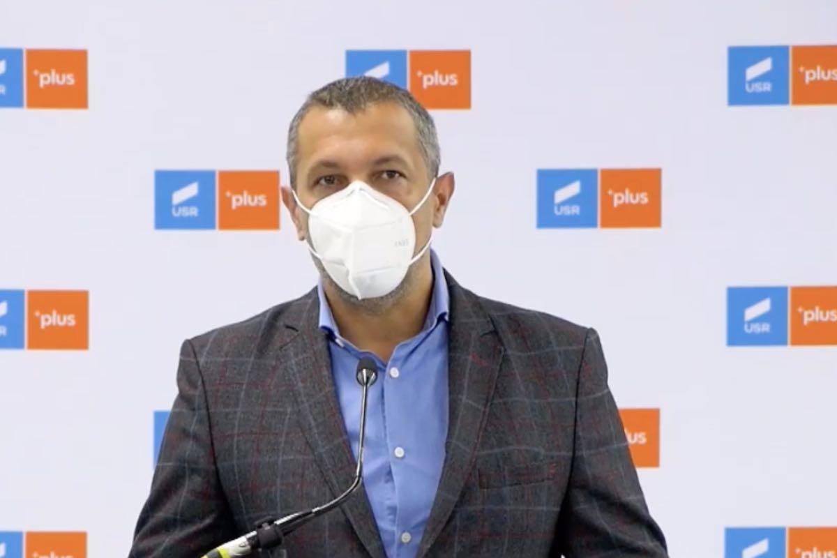 Încăierare pe Sănătate: USR îl susţine pe Adrian Wiener pentru acest portofoliu, PLUS este de altă părere