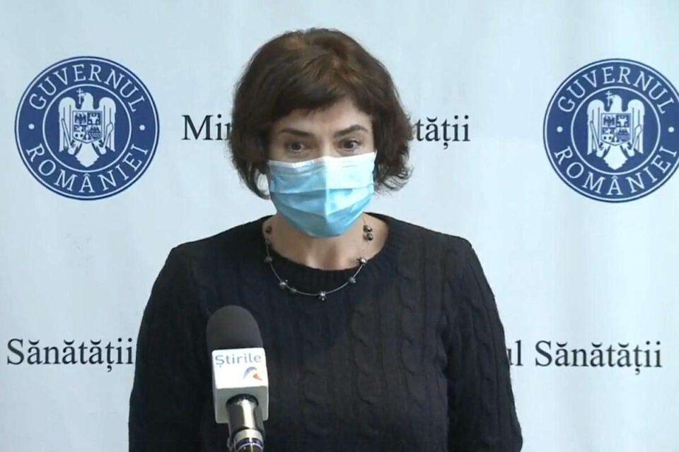 Andreea Moldovan avertizează că valul trei al pandemiei este diferit
