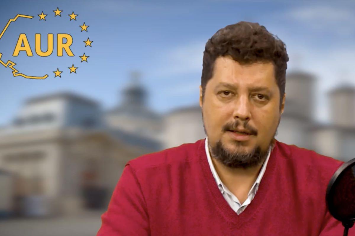 AUR tropăie de bucurie că a fost revocat Vlad Voiculescu