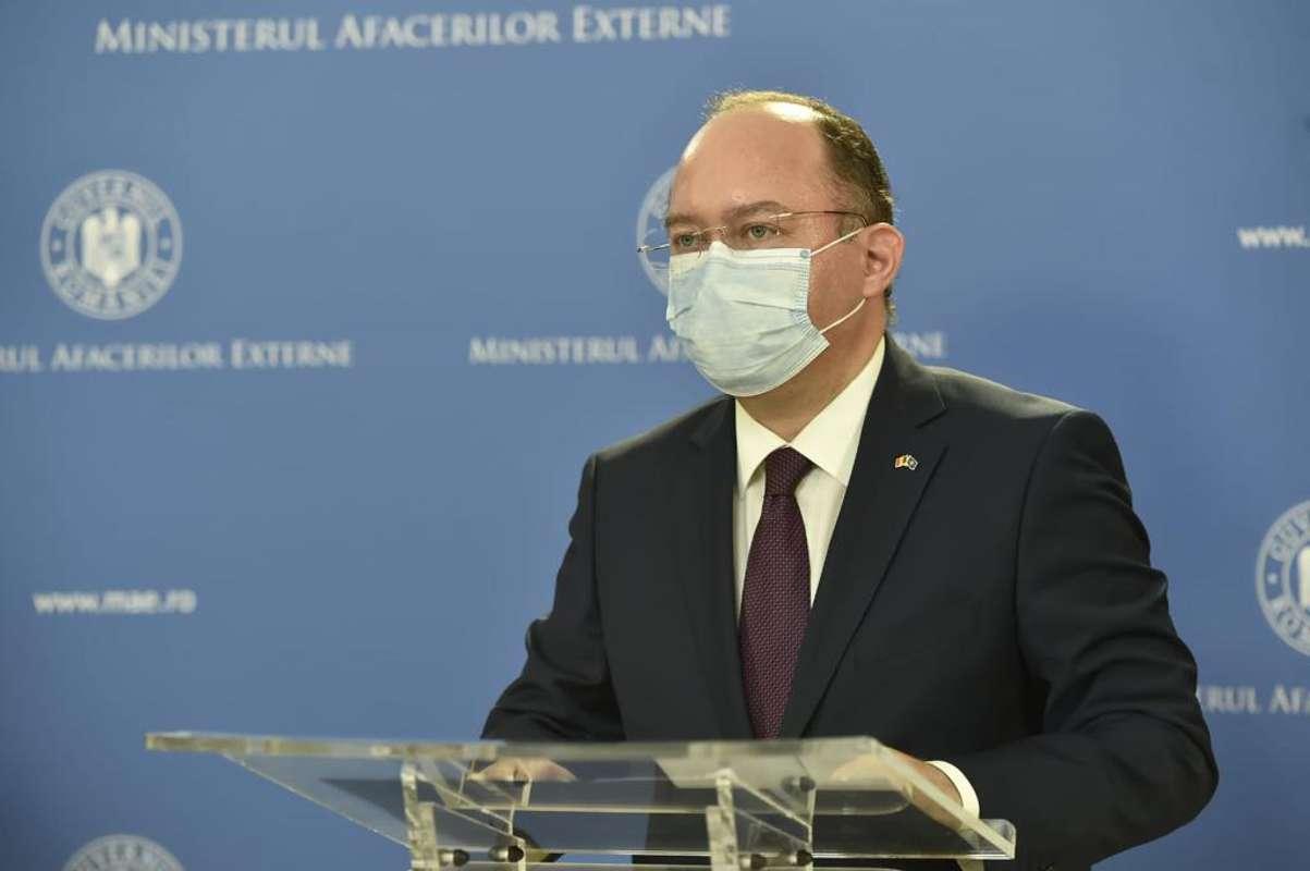 Bogdan Aurescu anunță că Alexey Grishaev, adjunct al ataşatului militar al Ambasaei Rusiei, devine persona non grata