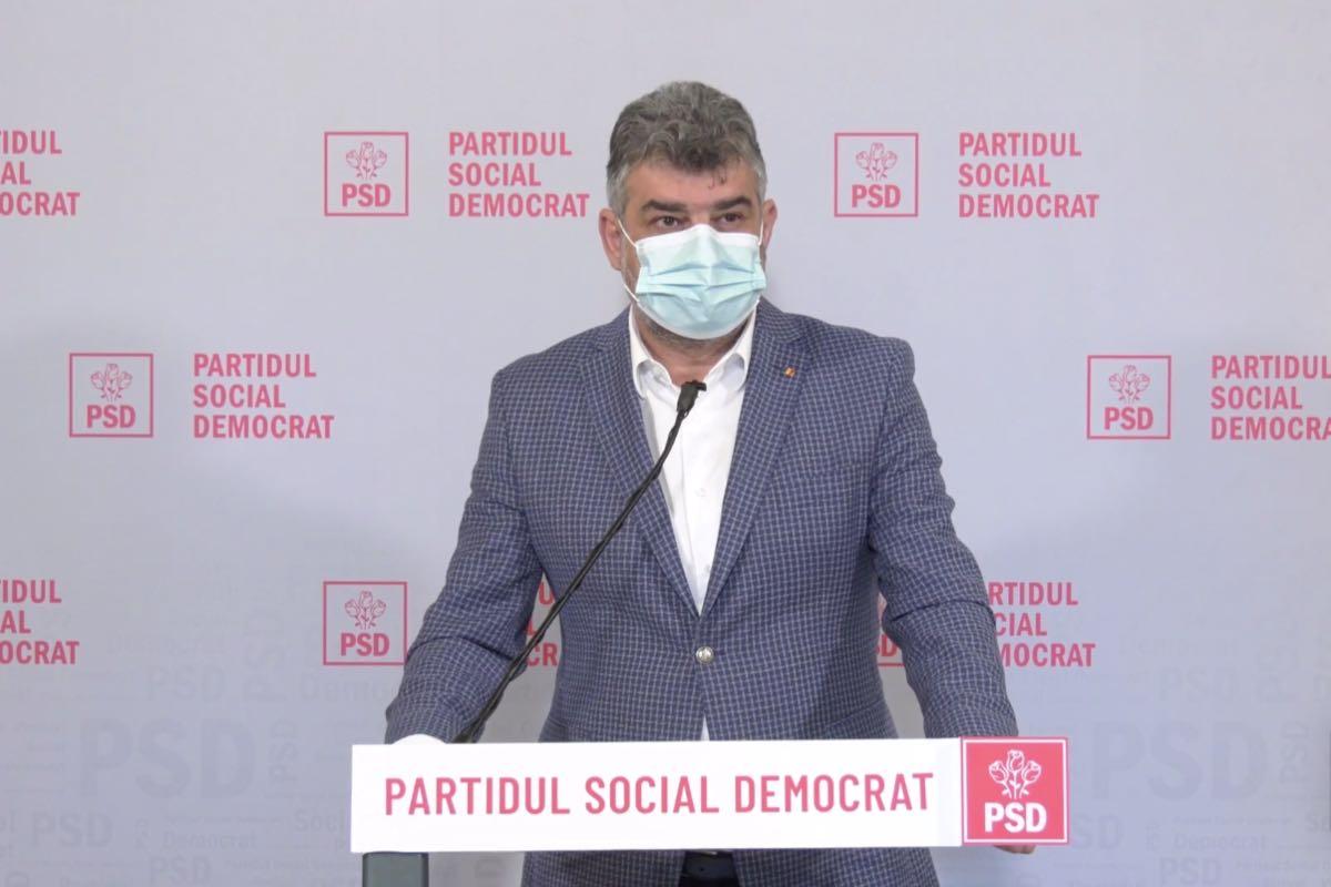 Marcel Ciolacu amenință cu boicot: Mergem la comisii şi Opoziţia nu mai merge la plen