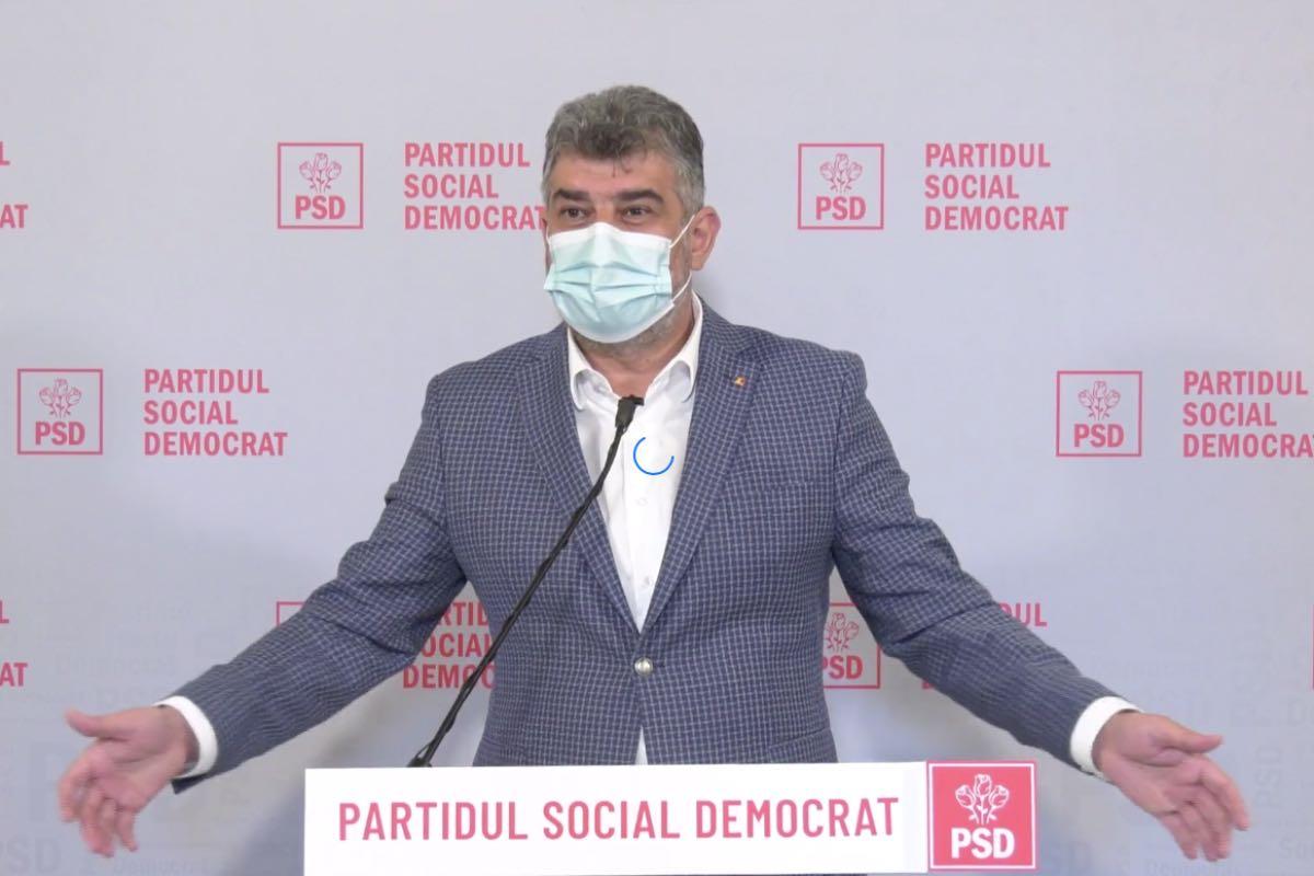 Ciolacu anunță că partidul susţine demersul Laurei Vicol de a depune plângeri penale împotriva lui Voiculescu, Arafat şi Stelian Ion