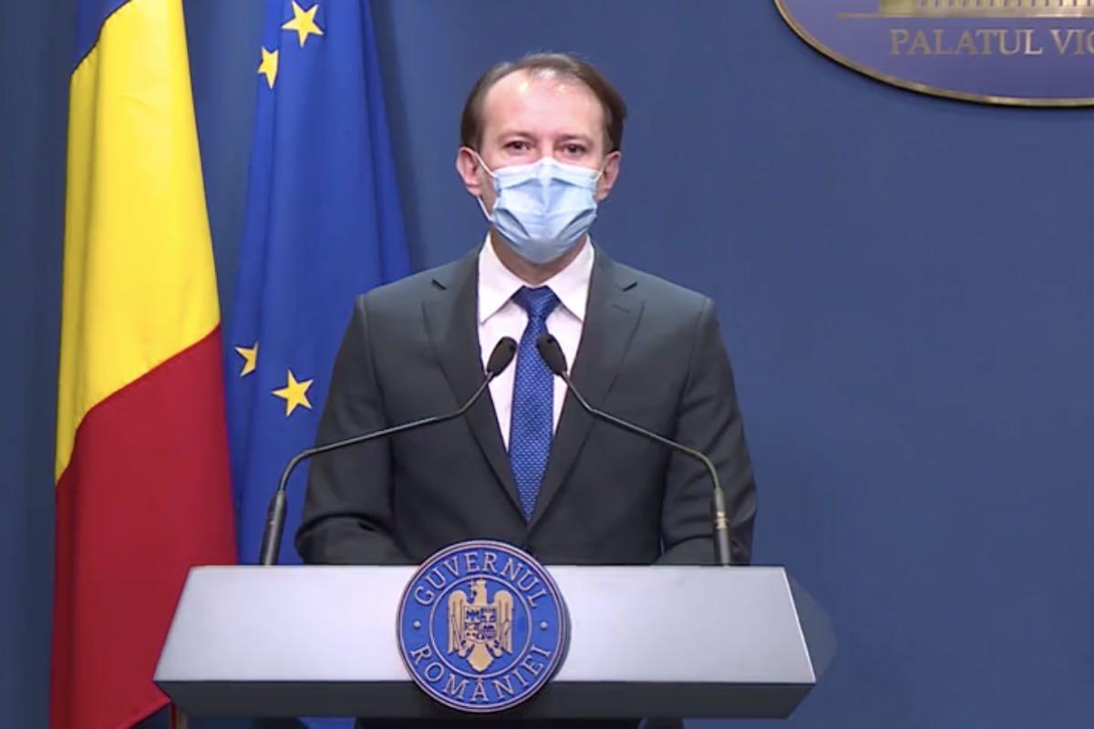 """Cîţu, după revocarea lui Voiculescu: """"Eu cred cu tărie în această coaliţie de guvernare"""""""