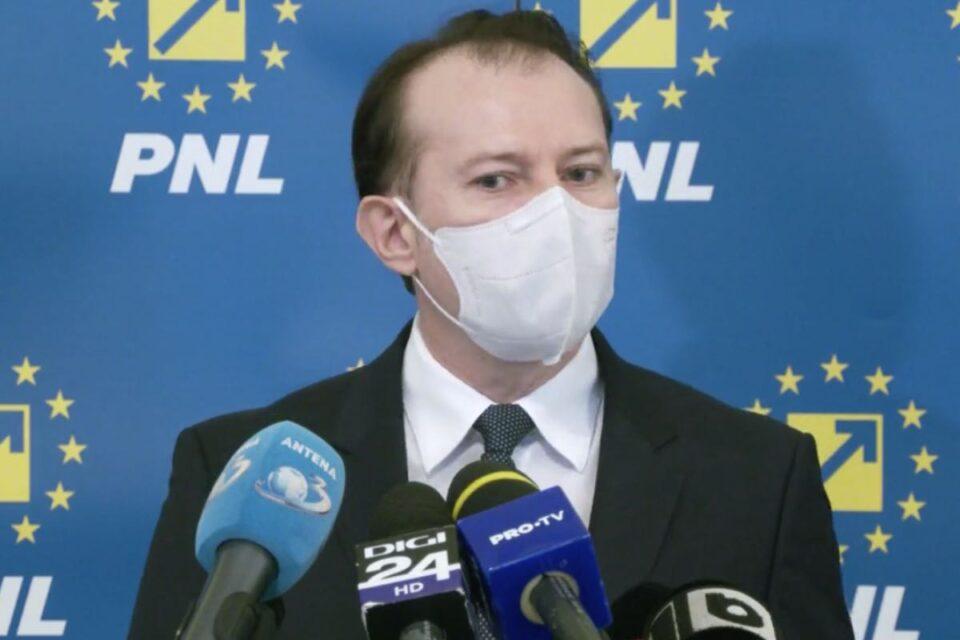 Cîţu: Decizia de a trimite Corpul de Control la secţia de Arși din Timişoara este la ministrul Sănătății