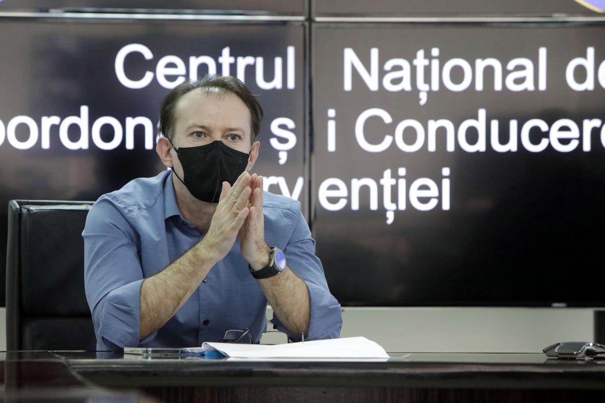 """Cîţu, foc și pară, după ce Drulă l-a numit """"zombie politic"""": """"Când un ministru mai atacă prim-ministrul, imediat pleacă acasă"""""""