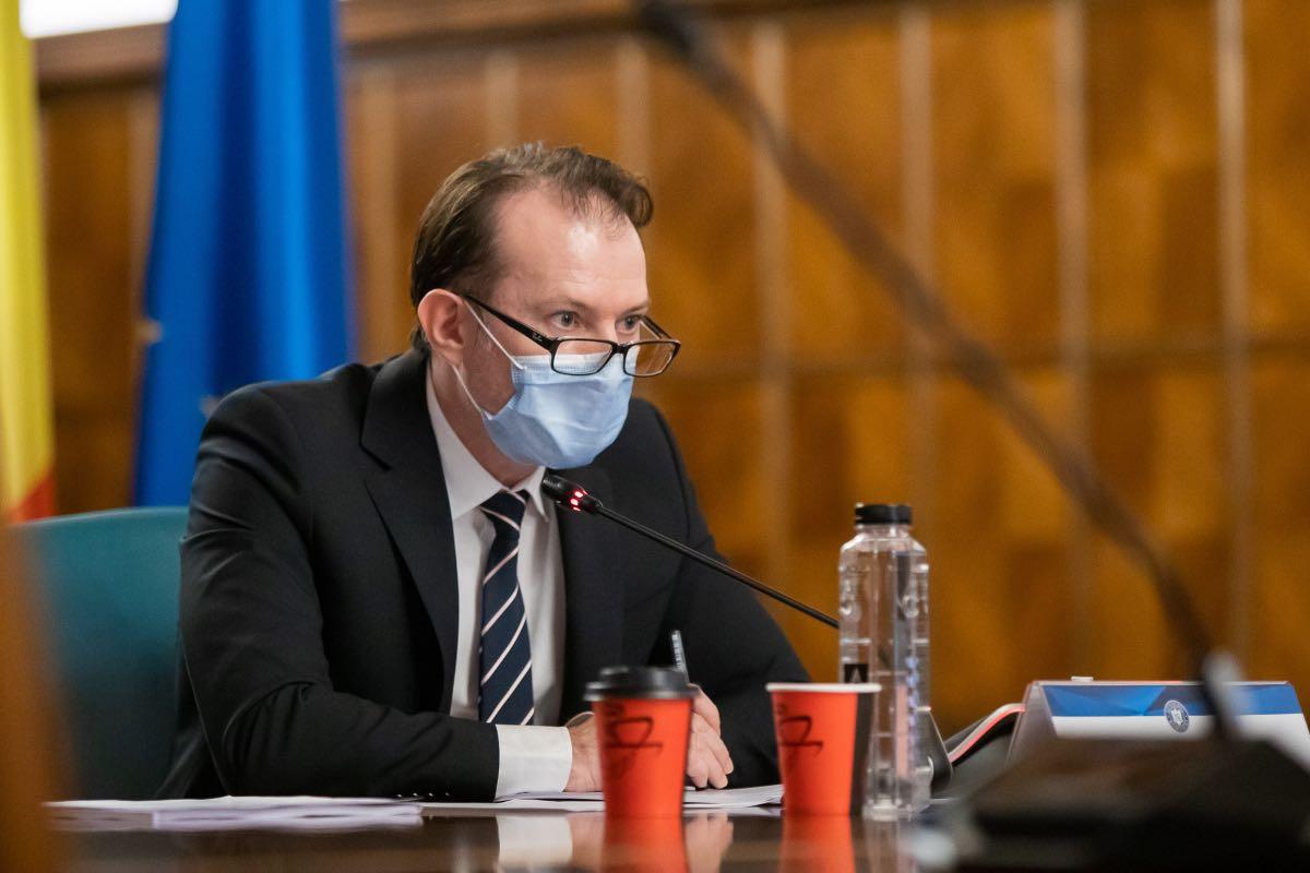 Cîţu, evaziv pe subiectul Voiculescu: Am discutat cu el, voi mai discuta