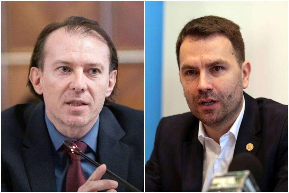 Ministrul Drulă primele declarații despre conflictul cu Cîţu: Nu vreau să mai redeschidem răni