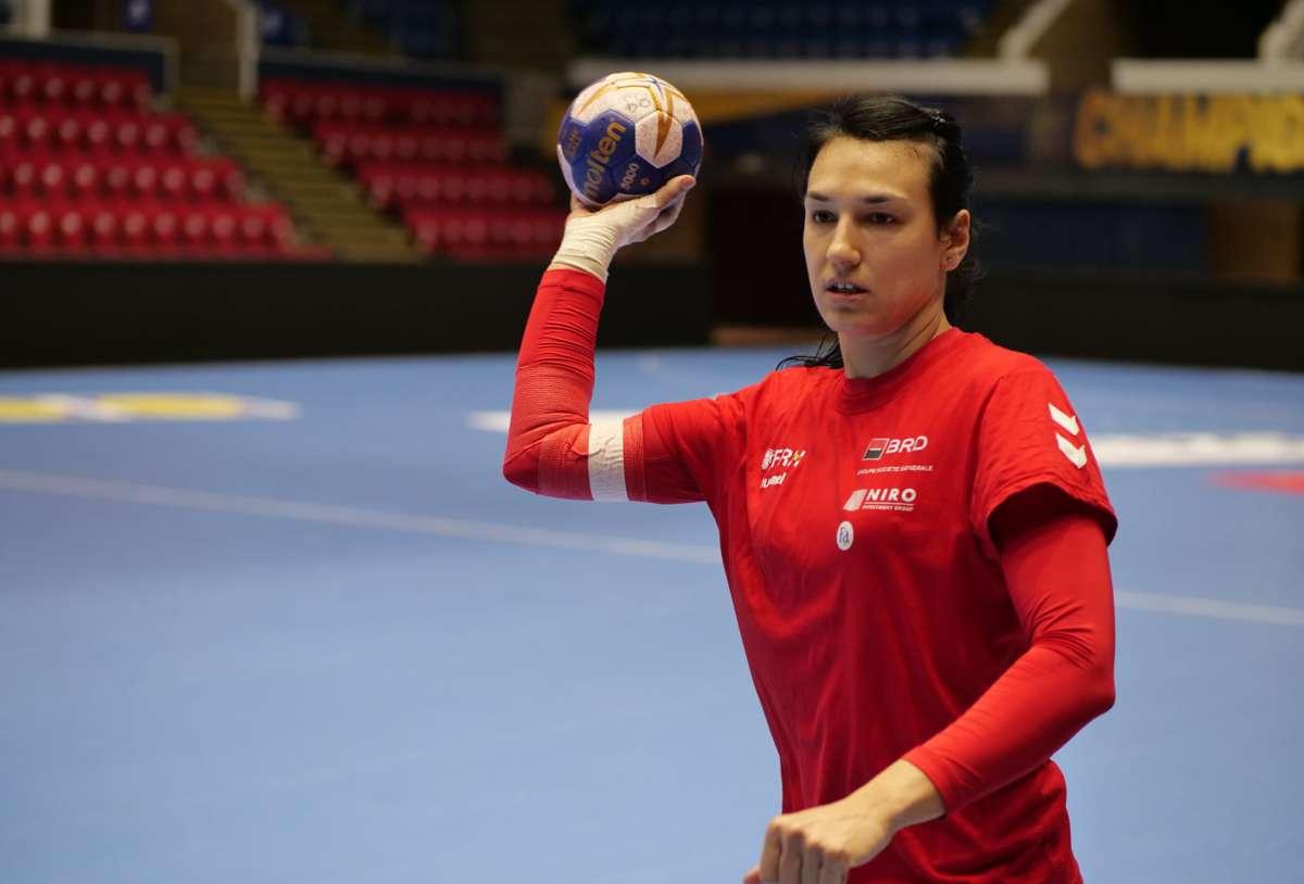 """Cristina Neagu se retrage de la naționala de handbal. Va face o pauză, """"începând din acest moment"""""""