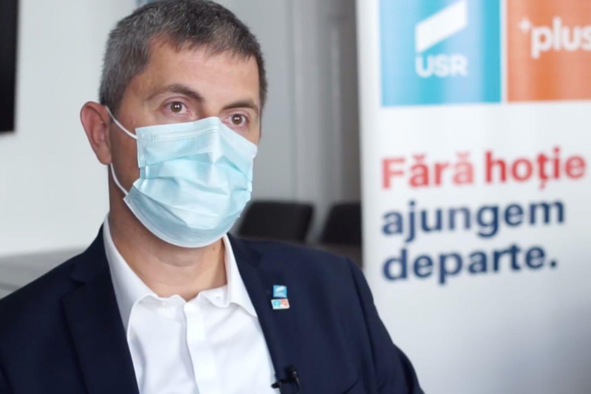 Barna, despre demisia lui Voiculescu: România este astăzi într-un război / Cel mai laş este să-ţi pui palma la spinare şi să pleci acasă