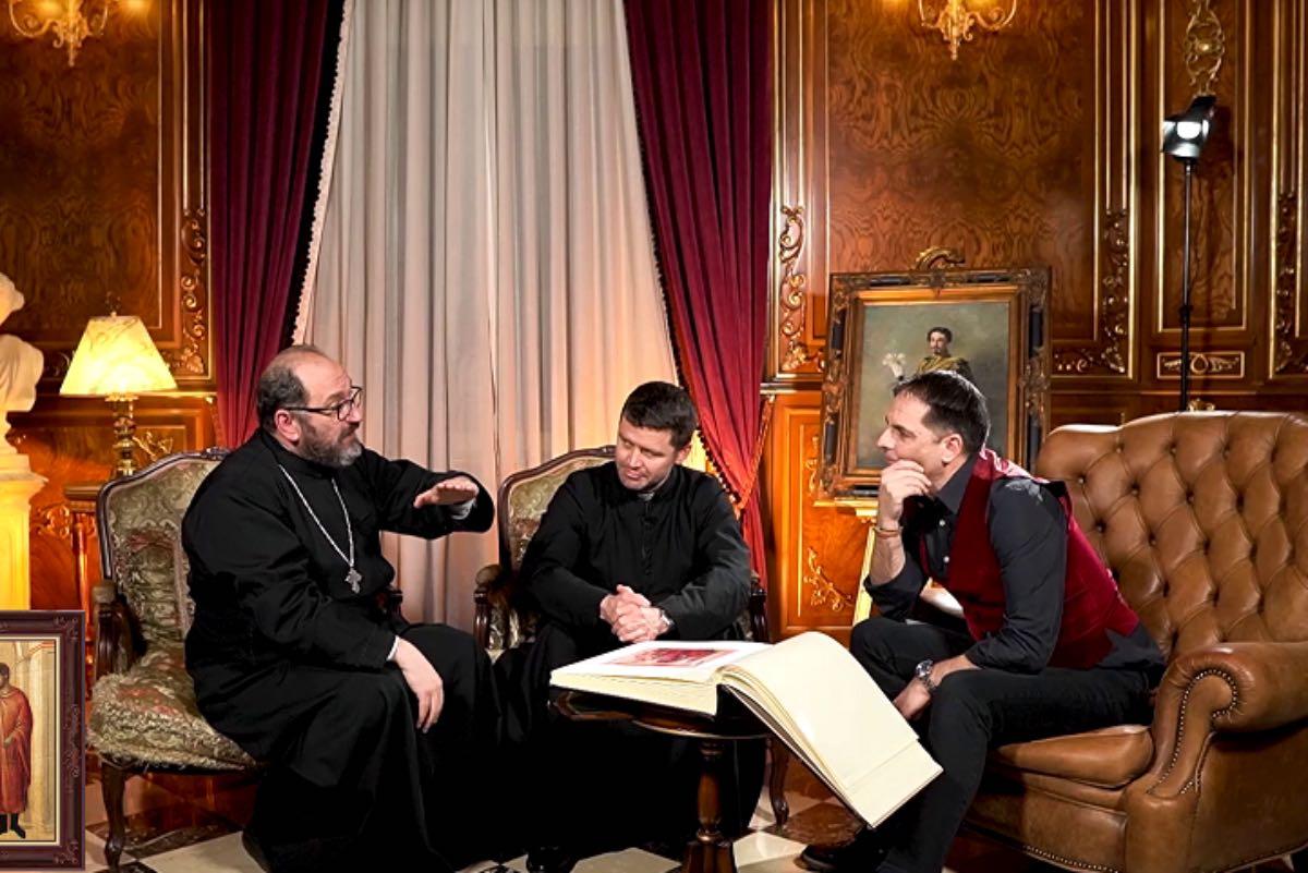Comunicatorii celor două mari biserici, ortodoxă şi catolică, pentru prima oară împreună la tv la Legendele, cu Dan Negru