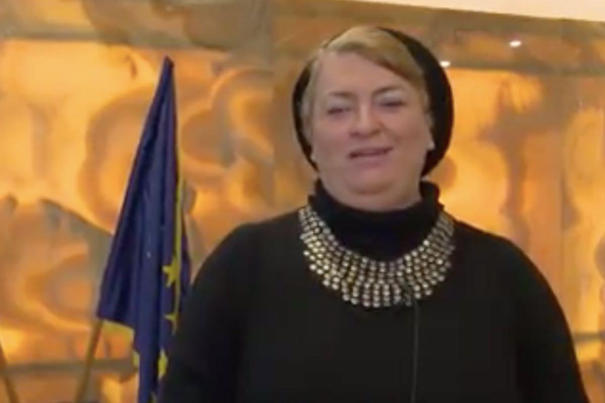 Doina Gradea, disperată că pierde șefia TVR, afirmă că este victima jocurilor politice