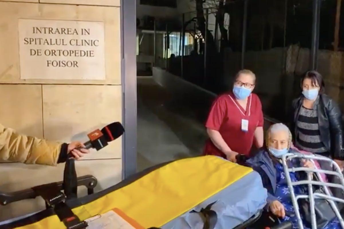 Ministerul Sănătății, informat, din 2 aprilie, că Spitalul Foișor nu îndeplinește condiții legale pentru a deveni spital COVID