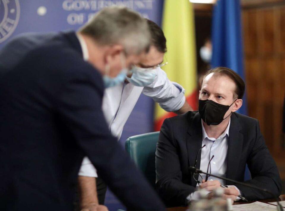 Dan Barna: Florin Cîțu nu mai are susținerea USR-PLUS. Avem mari semne de intrebare asupra capacităţii premierului de a conduce o coaliţie