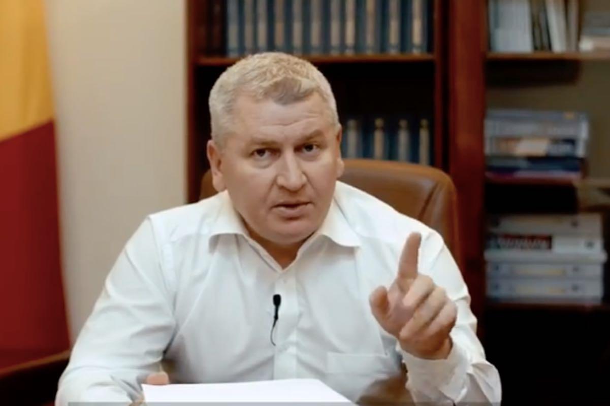 """Florin Roman anunță că liberalii îl susțin pe Cîțuși propune: """"Să fie transferat portofoliul Sănătăţii către PNL"""""""