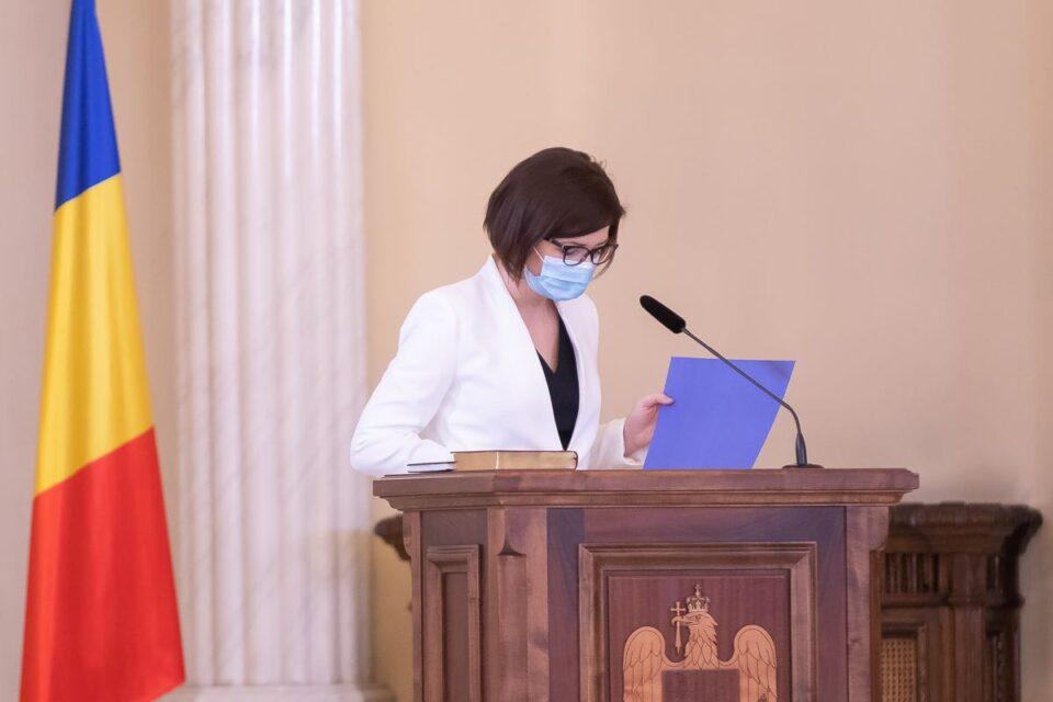 Ioana Mihăilă a semnat Ordinul ce aprobă Protocolul de recuperare post-COVID-19