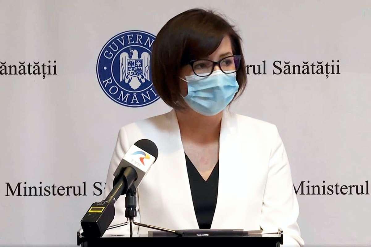 Ioana Mihăilă: L-am întrebat pe Vlad Voiculescu dacă crede că voi supravieţui! Care este teama ei odată cu venirea la minister