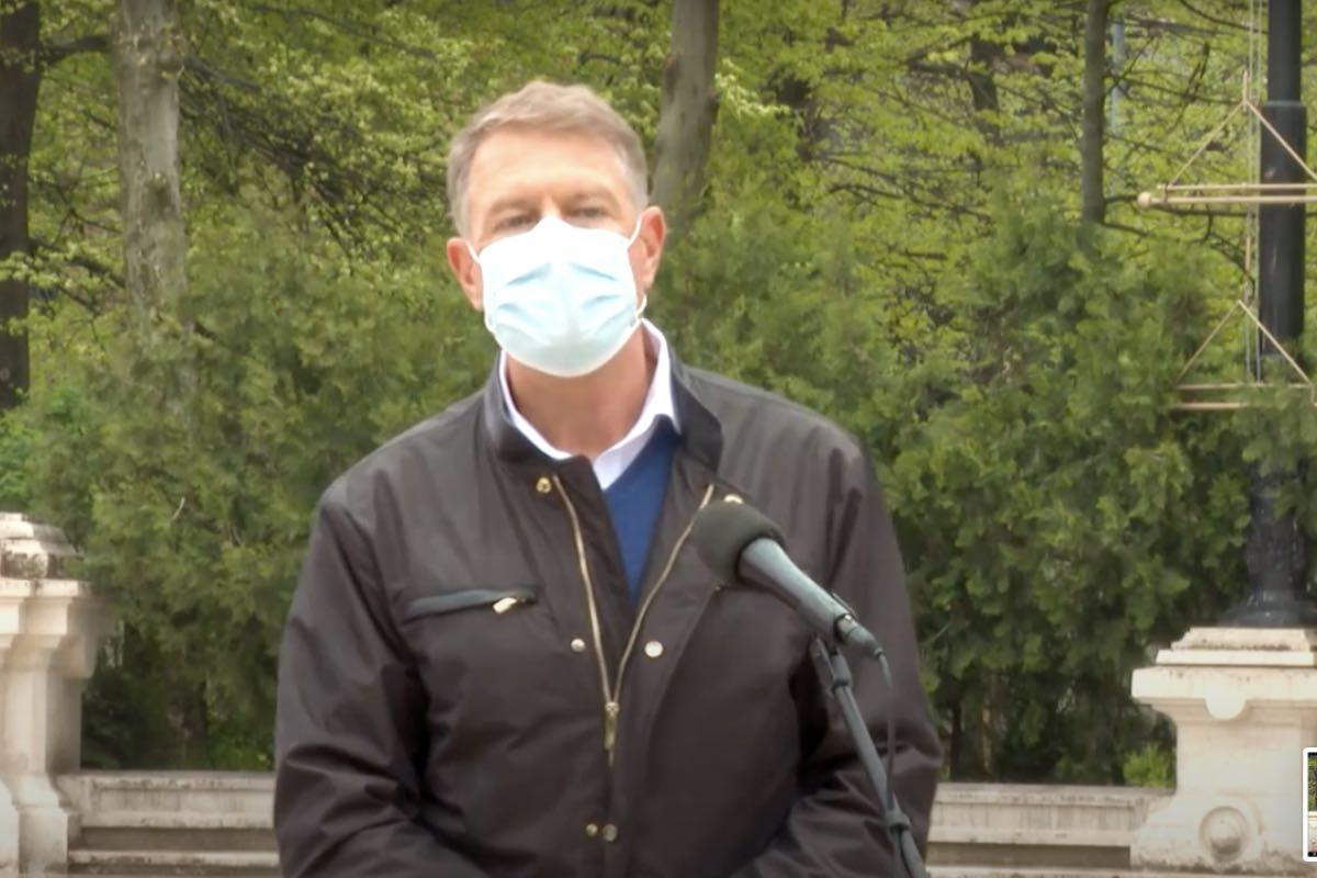 Iohannis, mesaj tranșant: Fără vaccinare nu putem ieşi din pandemie