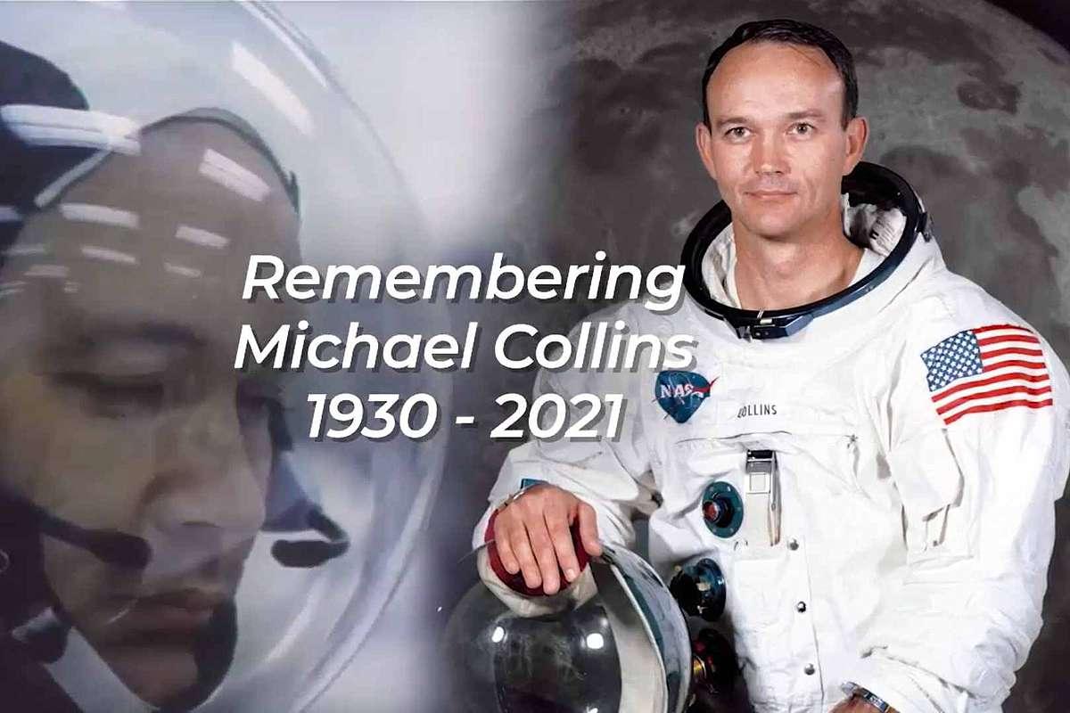 """Michael Collins, astronautul de pe APOLLO 11, """"uitat"""" în timpul plimării pe Lună a lui Armstrong, a murit - VIDEO"""