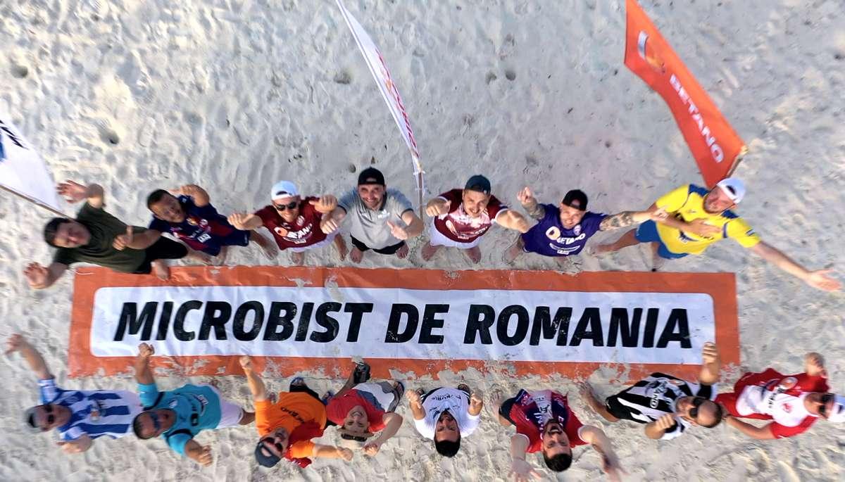 Începe Microbist de România, primul show cu suporteri, pentru suporteri, în paradisul din Maldive - VIDEO
