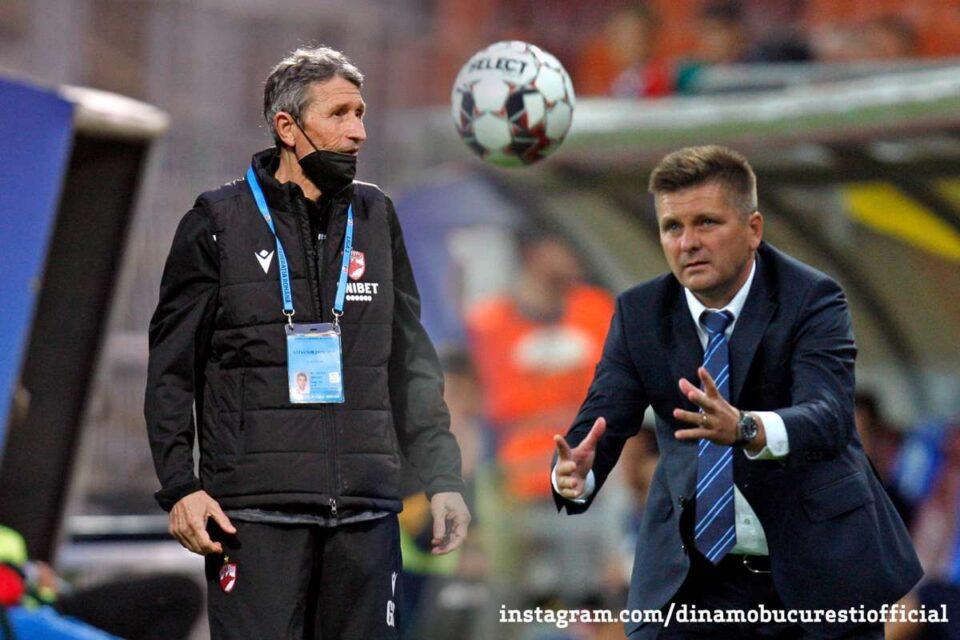 Dinamo București anunţă oficial plecarea lui Mulţescu şi numirea lui Dusan Uhrin