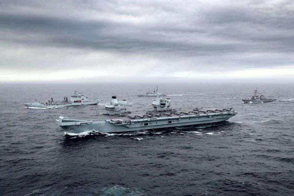 Nave de război britanice vor ajunge în Marea Neagră, în semn de solidaritate cu Ucraina şi aliaţii NATO