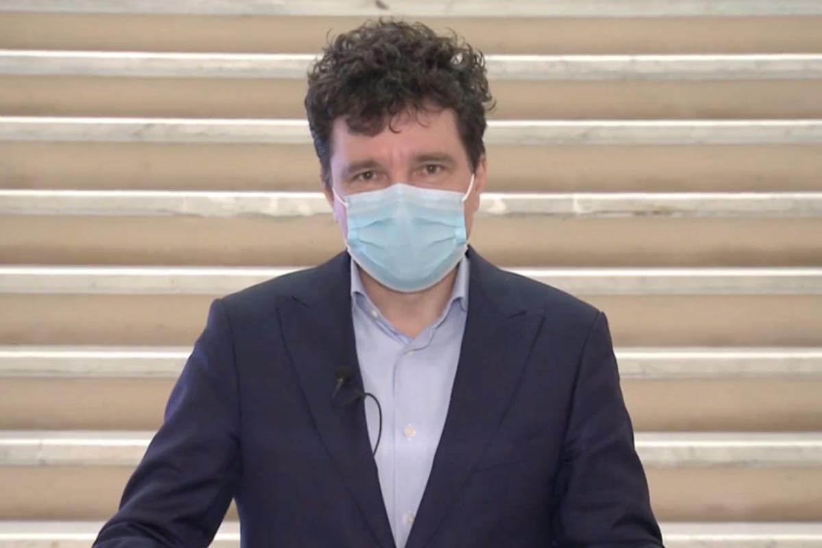 Nicuşor Dan arată spre ELCEN pentru lipsa agentului termic în Sectorul 2