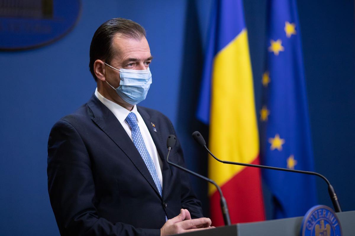 USR-PLUS se gândește să vină la ședința Coaliției cu propunerea de înlocuire, în funcția de premier, a lui Cîțu cu Orban