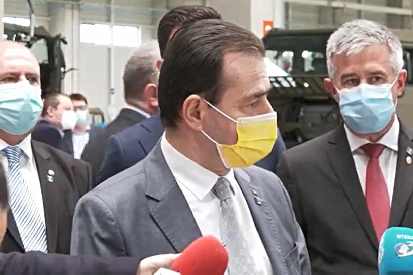 Orban, primele declarații despre schimbarea lui Voiculescu din funcţie