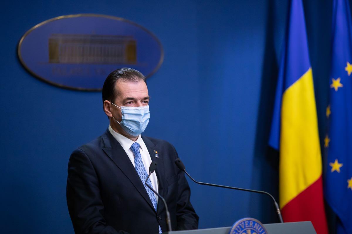 Deputatul USR-PLUS Ionuţ Moşteanu vrea să scape de Cîțu și îl laudă pe Orban: Un politician cu foarte mult fler, flexibil, corect faţă de partenerii cu care lucrează în fiecare zi