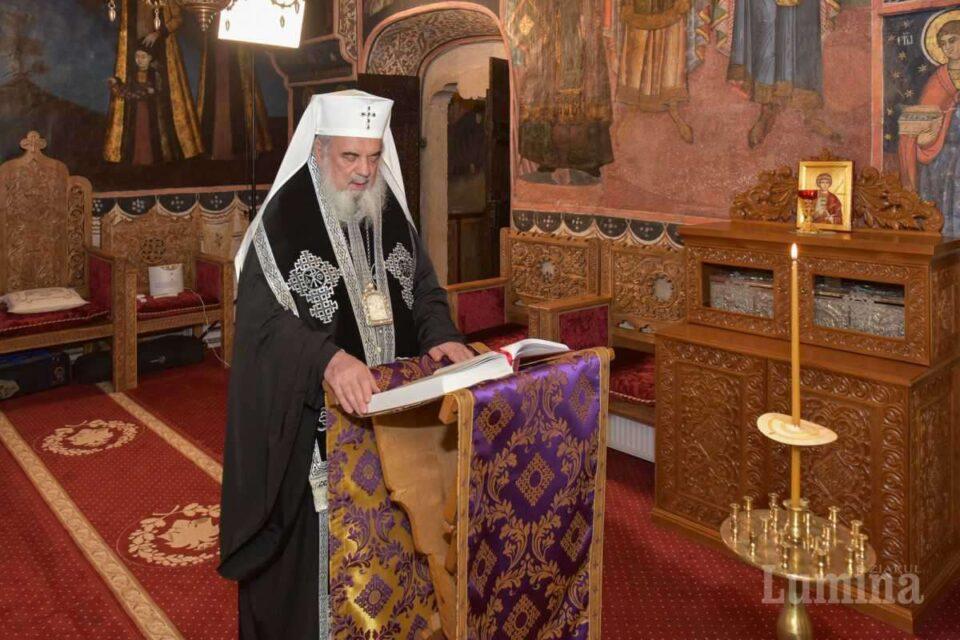 Patriarhul Daniel. Foto: Ziarul Lumina / Arhid. Ștefan Sfarghie
